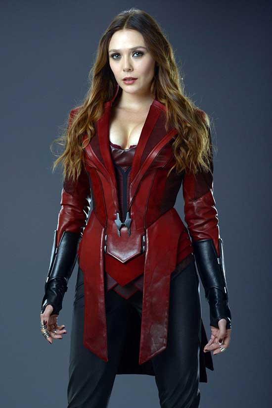 Elizabeth Olsen hot