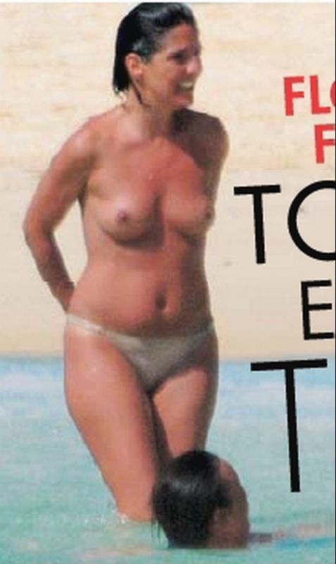 Florence Foresti desnuda sin censura