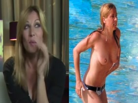 Mathilde Seigner nude