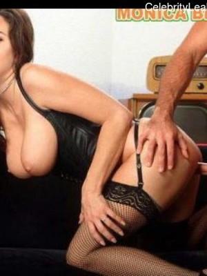 Monica Bellucci nude fake